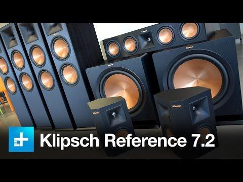 Klipsch Reference Premiere 7 2  Klipsch RP-280F Reference