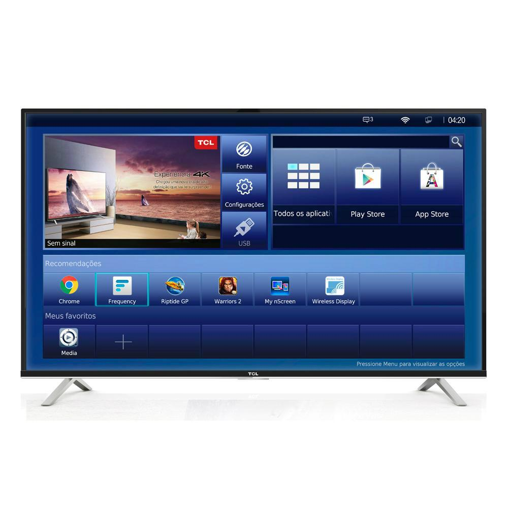 Tcl Smart Tv 50  TCL 49S325 49 Inch 1080p Smart Roku LED TV (2019)