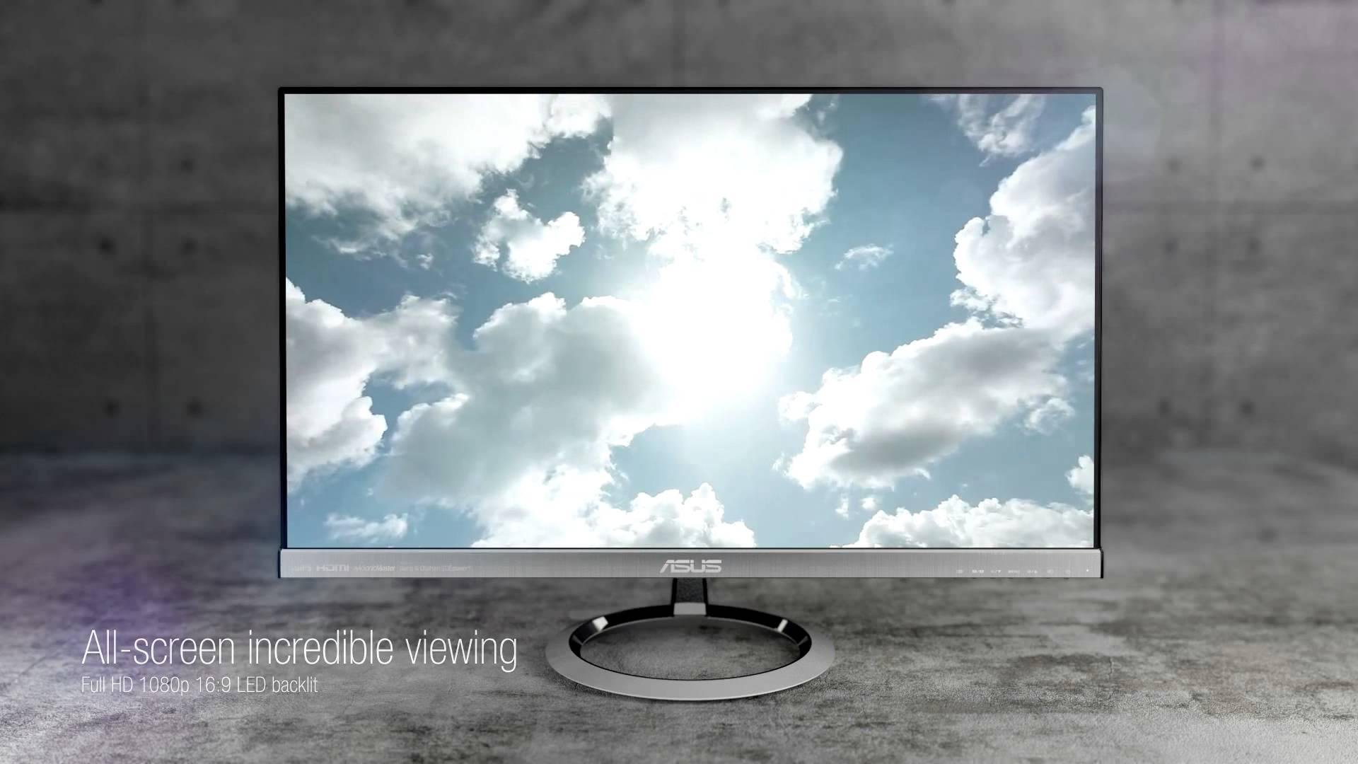 Frameless Led Monitor Viewsonic Vx2276 Smhd 22 Quot Ips 1080p