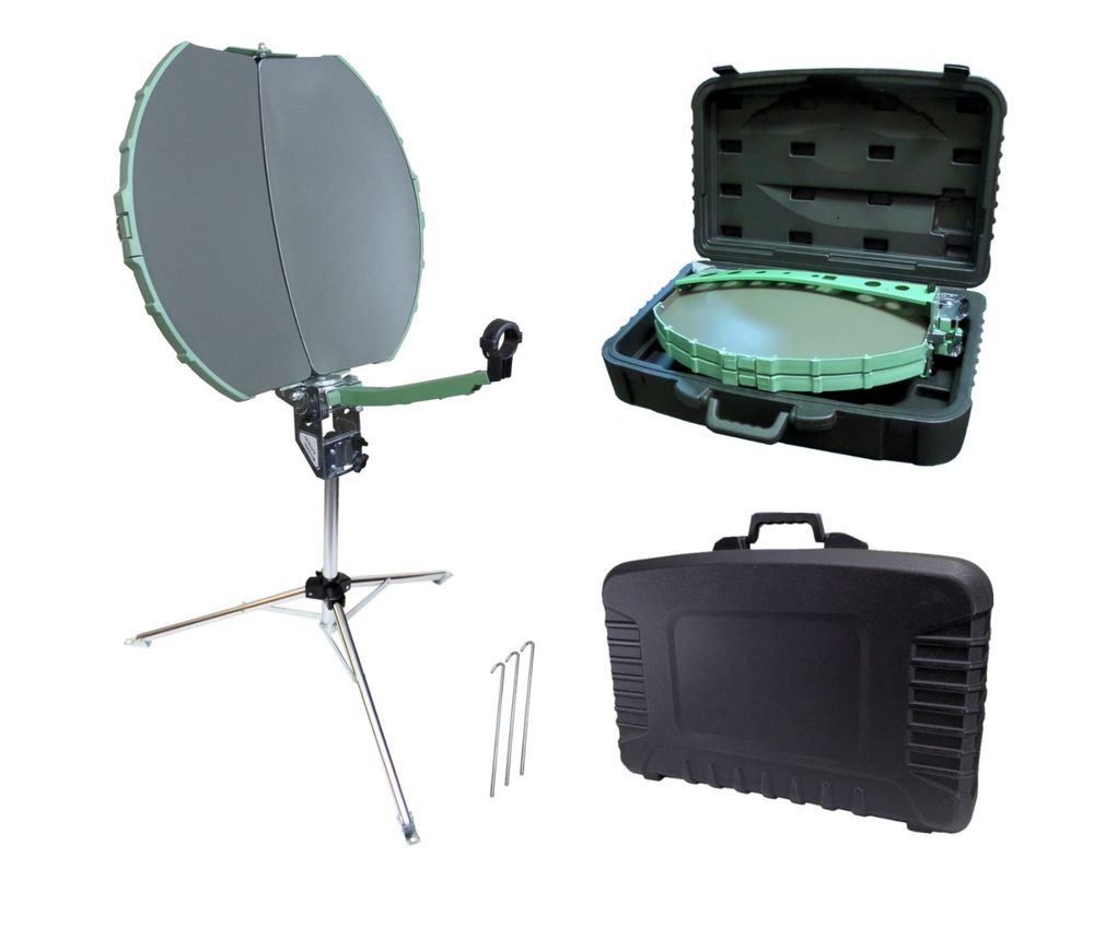 Portable Satellite Dish Tripod Winegard Tr 1518 Satellite
