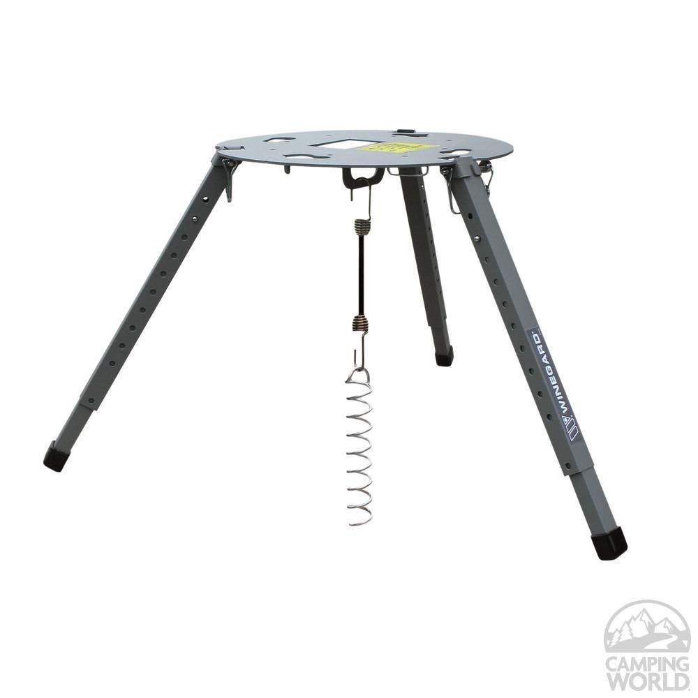 Portable Satellite Dish Tripod Winegard Tr 1518 Satellite